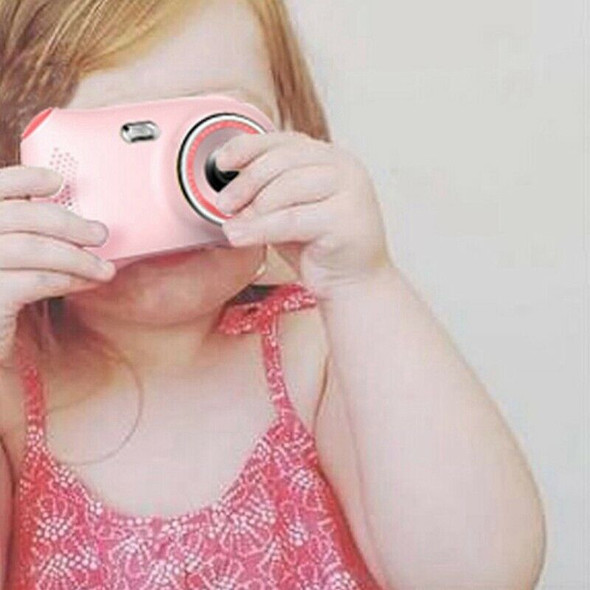 2.0 Inch HD Children's Camera Autofocus Digital Camera MP3 Early Childhood