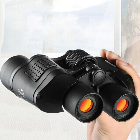 60X60 High Magnification Telescopes Hd Double Cylinder With Coordinates Low