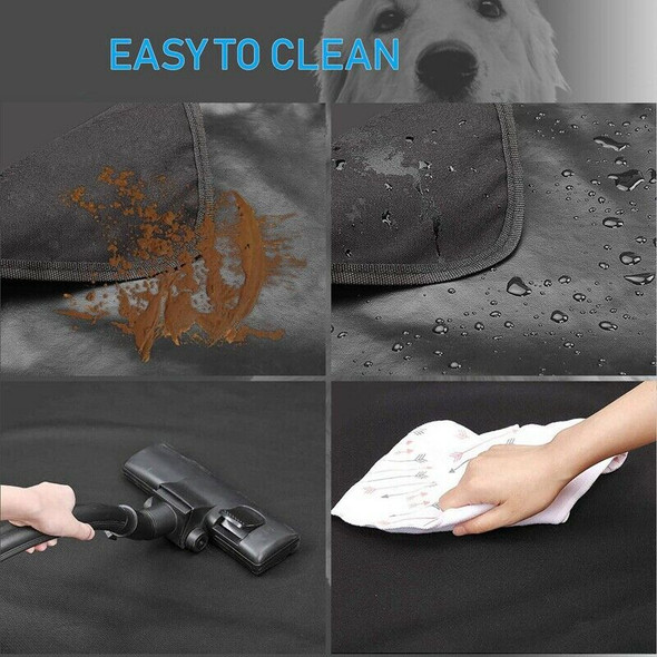 Dog Trunk Protector Dog Waterproof Trunk Cover For Dogs Car Universal Dog P