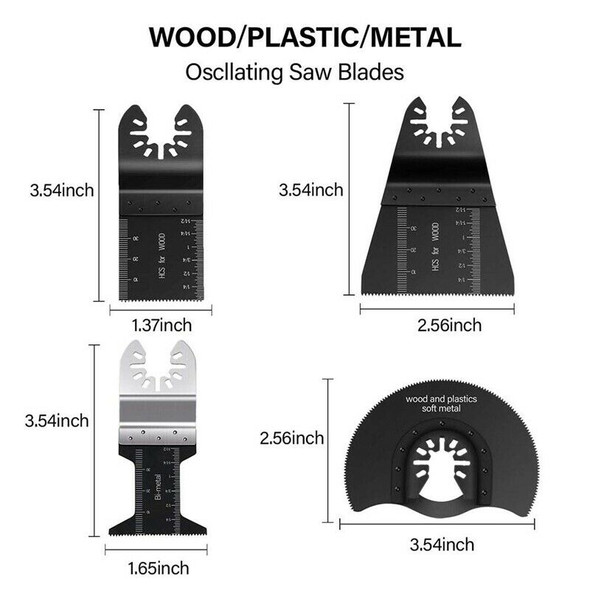 Oscillating Saw Blades ,Saw Blades Universal Multitool Blades Metal Wood Pl