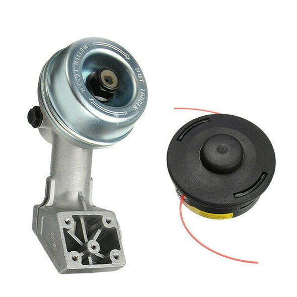 Trimmer Head and Gear Box Head Kit for Stihl FS36 FS40 FS44 FS55 FS72 FS74