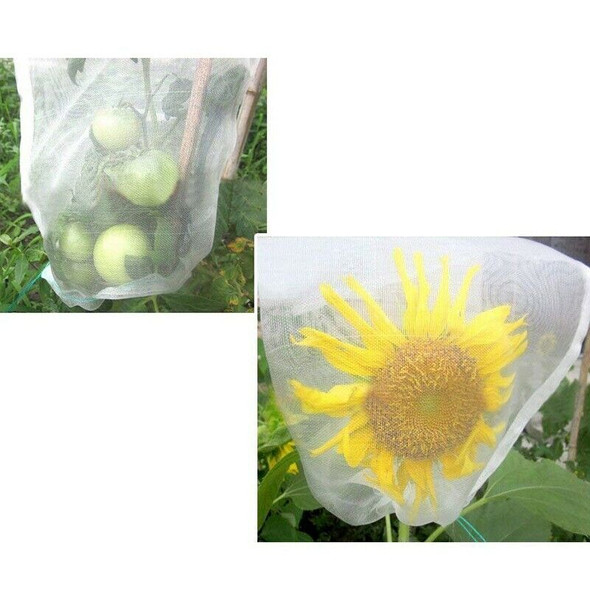 Insects Mosquito Net Barrier Bag Garden Plant Flower Fruit Protect Bag Plan