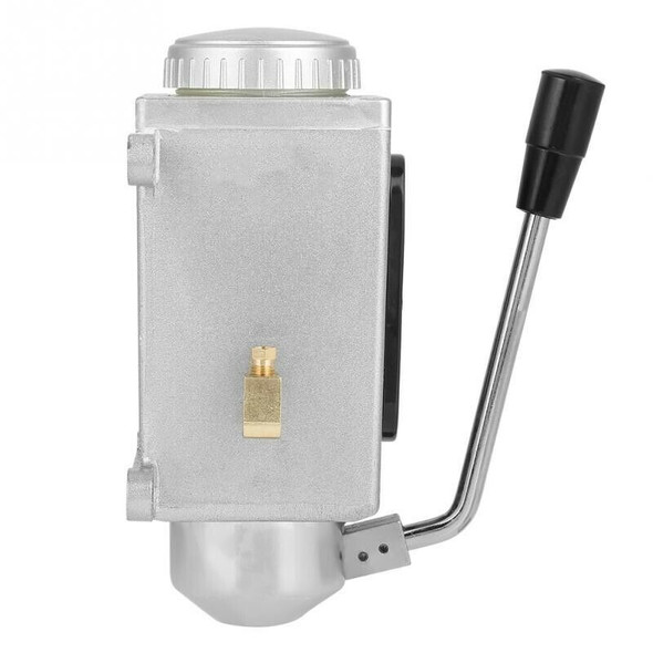 Lubrication Manual Oil Pump Hand Lubrication 1L 4Mm Double Outlet Manual Lu