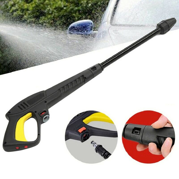 High-Pressure Cleaner Car Wash Spray-Gun Quick Plug-In For Lavor Vax Bs
