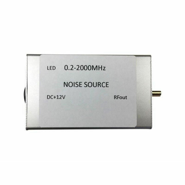 1Mhz To 3.5Ghz Noise Signal Generator Noise Source Simple Spectrum Tracking