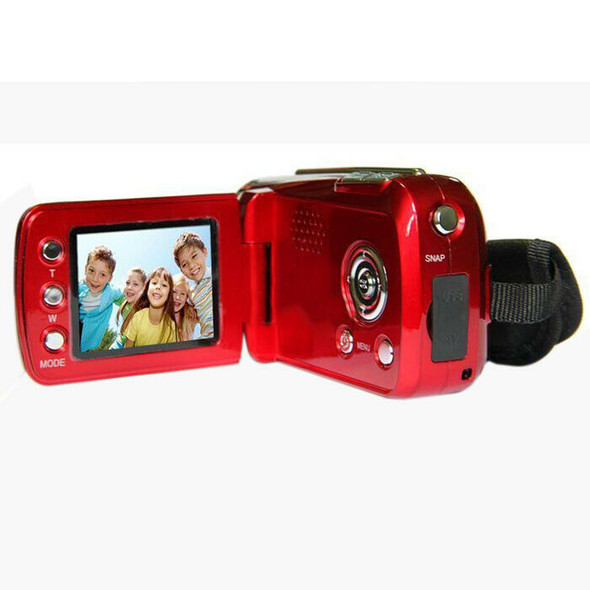 "12MP Mini Digital Video Camera DV Camcorder 1.8"" TFT LCD 4xZoom TV out func"