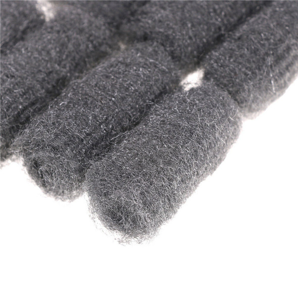 12PCS Steel Wool Pads Kitchen Wire Cleaning Ball Stainless Steel Pan Cleaner ME