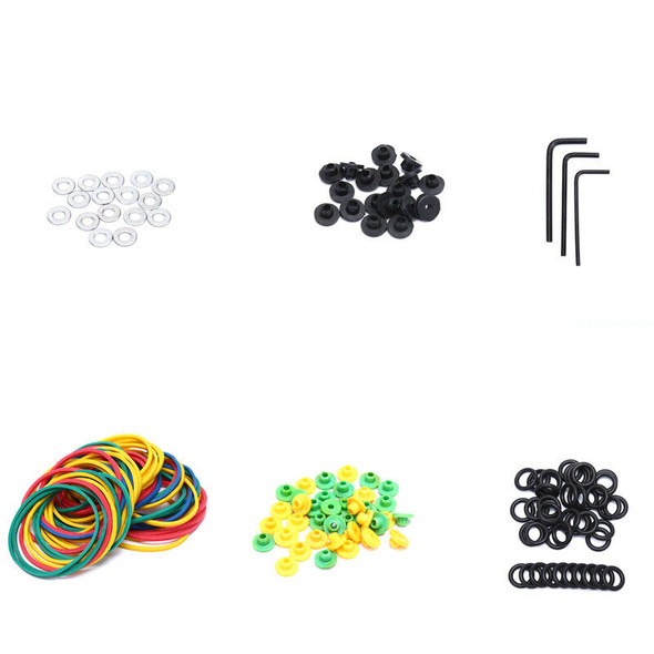 Tattoo Accessories Tattoo Supplies Rubber   O-Rings A-bar Grommet OZ