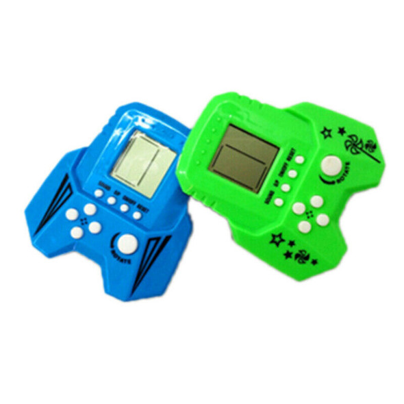 1Pc game machine hand-held mini electronic children toys new hSE JC,a
