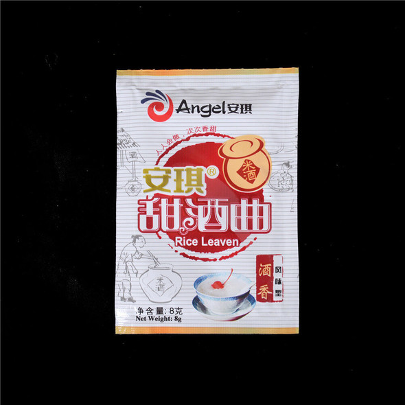 10bags alcohol active dry yeast sweet glutinous rice wine bouquet wine_1 bag=LJ