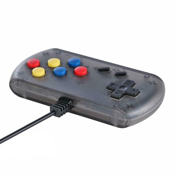 Mini Wired Retro Handheld Handle Controller for RS-6A Claasic Game Player #gib