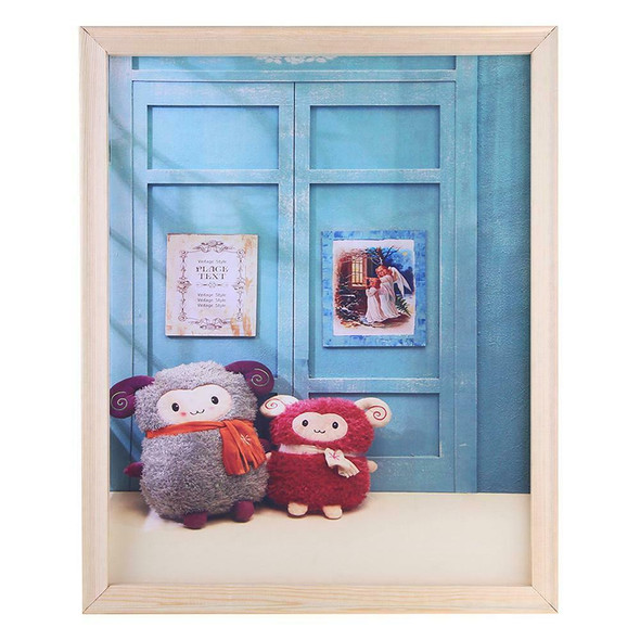 DIY Wooden Frame for Canvas Oil Painting Artistic Picture Photo Decorative #gib