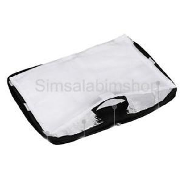 Multifunction 4in 1 Organizer Pouch Case Handbag for Foldable Flash Snoot
