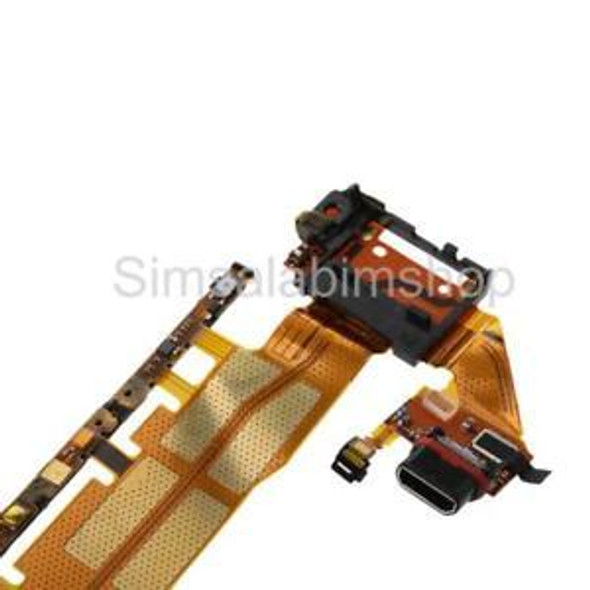 Replacement Power Flex Cable W/ Volume Switch For Sony Xperia Z4 E6533 E6553