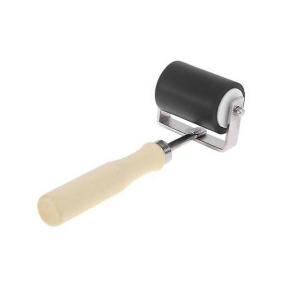 rubber clay roller pottery rolling pin modelling tool non-stick brayer artClaES