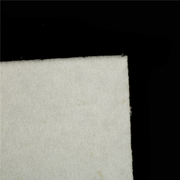 10 Sheets Ceramic Fiber Square Microwave Kiln Glass Fusing Paper 70x70mm SP