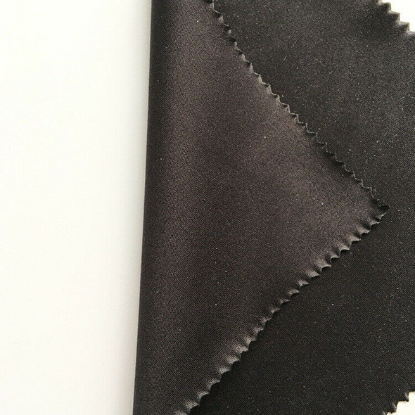3x microfiber cleaning cloth 20x19cm, black cleaning cloths, touchscreen, s C2N6