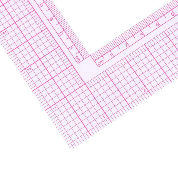 Sewing Patchwork Quilting Ruler Cutting Craft Scale Rule Drawing Supplies A#S