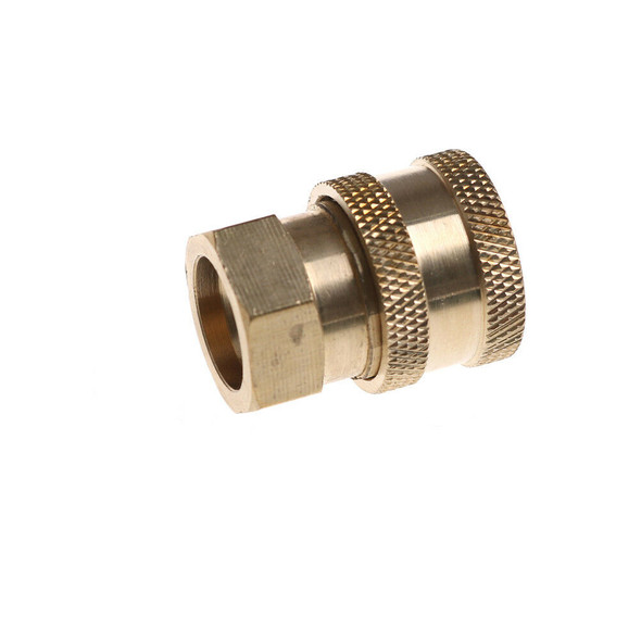 """Pressure Washer 1/4""""Female NPT Brass Quick Connect Coupler`For Cleaning Machi BX"""