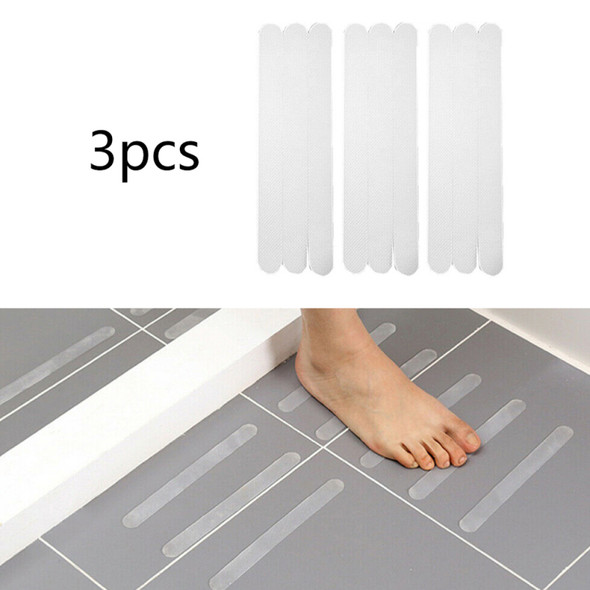 15* Anti Non Slip Bath Mat Grip Stickers Shower Strips Flooring Safety  UOA