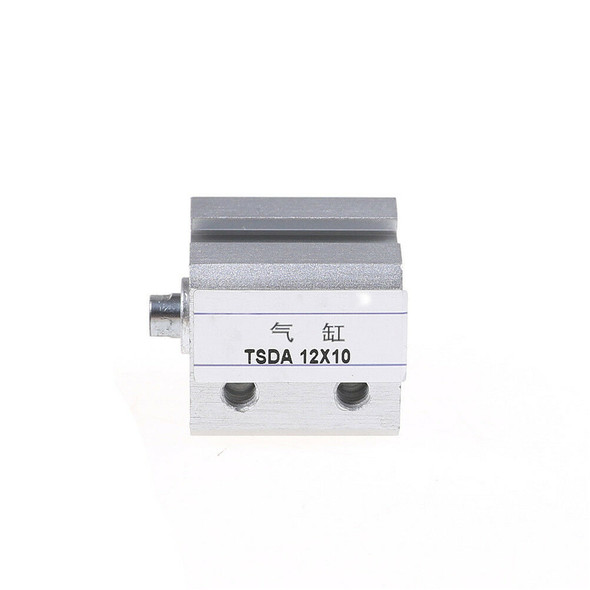 SDA12-10 12mm Bore 10mm Stroke Stainless steel Pneumatic Air Cylinder FT