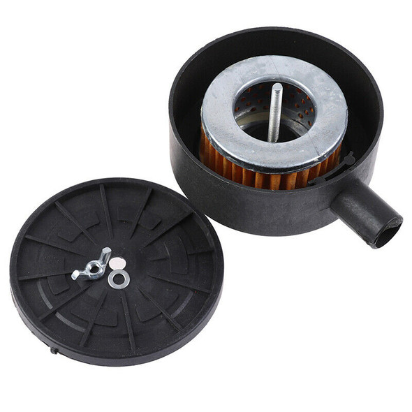 Air Filter Silencer Air Compressor 20mm Male Thread Canister Filter SilencerFT
