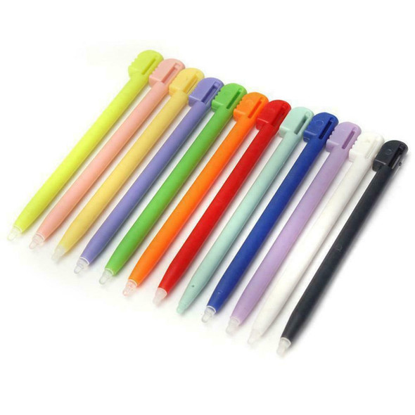 10x Colorful Stylus Pen For NDSi Games SH K0M4