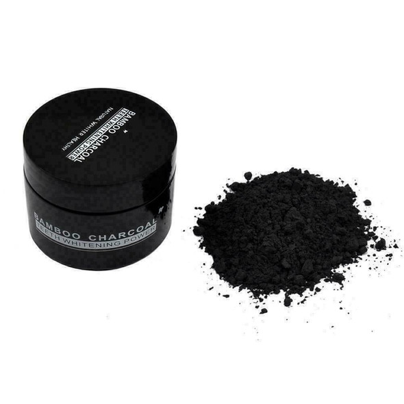 100% natural organic activated carbon tooth cleaning tooth whitening powder L5V4