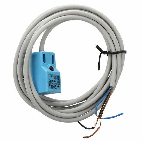 ABS 10-30V DC Hall Effect Sensor Proximity Switch 3 Wire Normally Open with S5X6