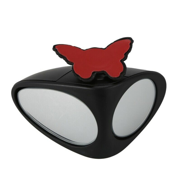 Car Blind Spot Mirror 360 Rotation Adjustable Convex Wide Angle Rear View M J2E5