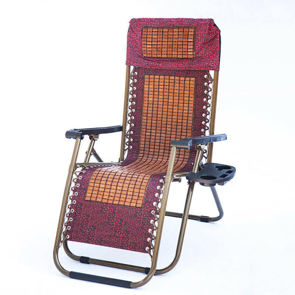Oversize Zero Gravity Outdoor Reclining Lounge Patio Chairs Cup Holder New asd