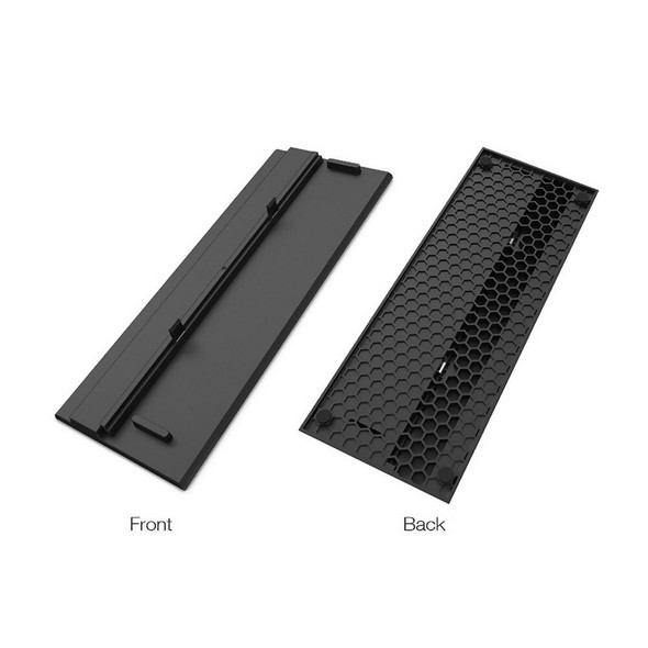 Utility Plastic Vertical Stand Holder Cradle Dock For Xbox One X Game Console