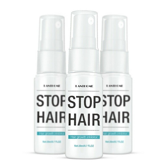 Lanthome Effective Permanent Hair Growth Inhibitor After Hair Removal Repai O1S2