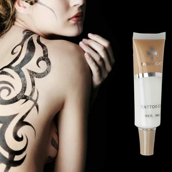 Temporary Tattoo Gel Glue Non-toxic for Body Art Paint Glitter Tool Supplies