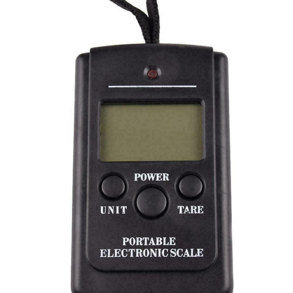 Digital Scale For Fishing Travel Weighting Steelyard Hanging Scale Electron M5K5