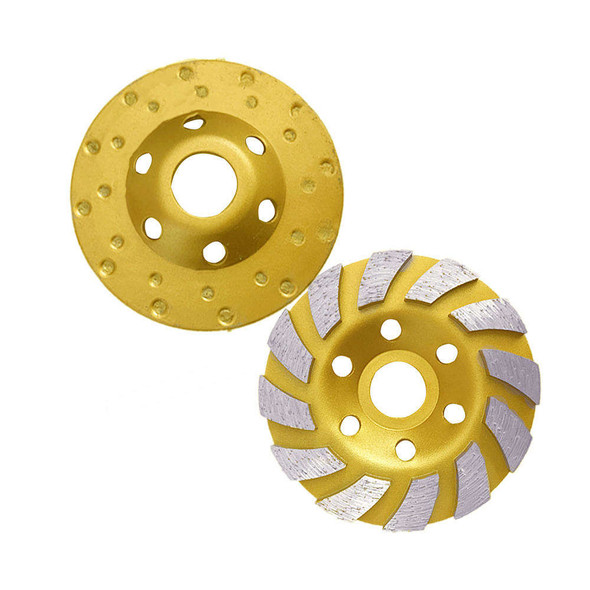 Diamond Wheel Disc Bowl Grinding Cup Concrete Granite Marble Stone High Quality