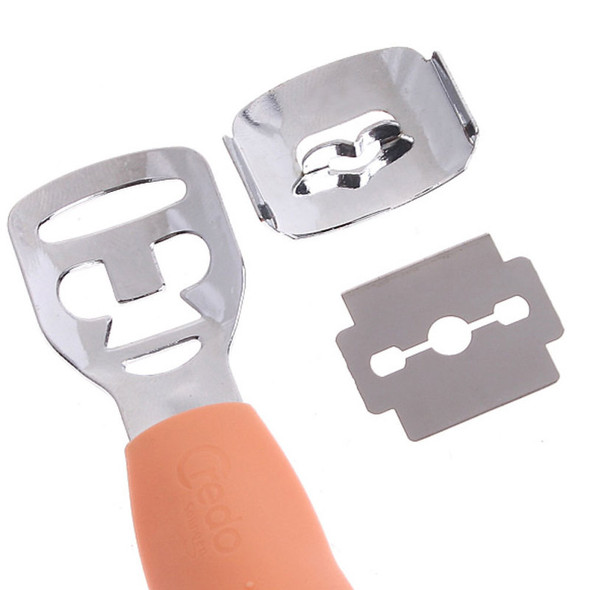 2 Sets Pedicure Corn Plane Cutter With Foot File Calus Pedicure Tools BNN