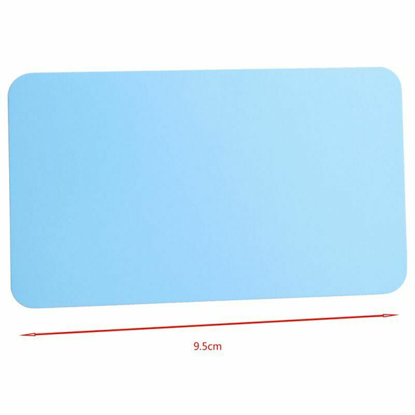 Message Cards Blank Paper Cards for DIY Words Business Small Notepads 100 p M2A5