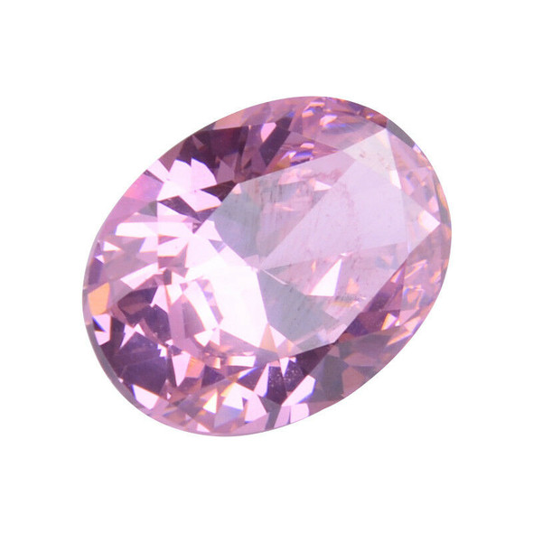 Unheated Oval Shape 32.5ct 15X20mm Diamond Cut AAA Loose Gemstones