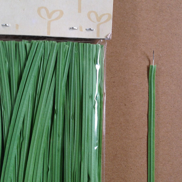 Flower Plant Rattan SupportTwist Wire String Brackets Cable Tie Lines 400x QUD