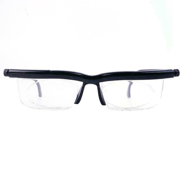 Reading Eyeglasses Dial Adjustable Glasses F8U9
