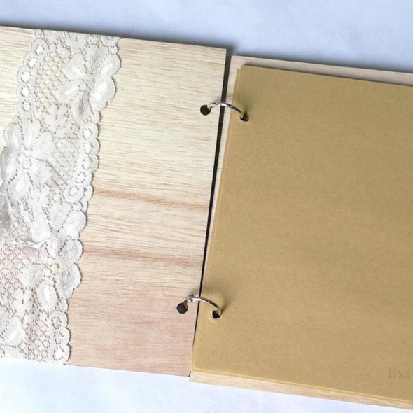 Guest Book Wooden Tree Personalised Guest Book Wood Wedding Decoration VEG