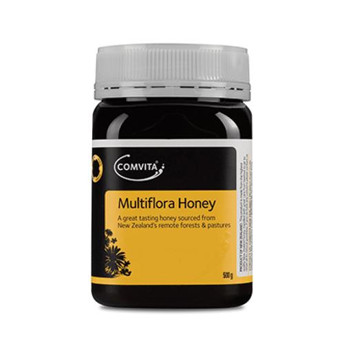 Comvita 500g Multiflora Honey New Zealand