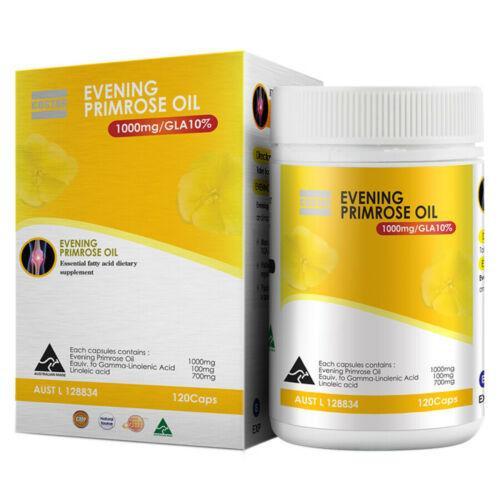 Costar Evening Primrose Oil 1000mg/GLA 10%