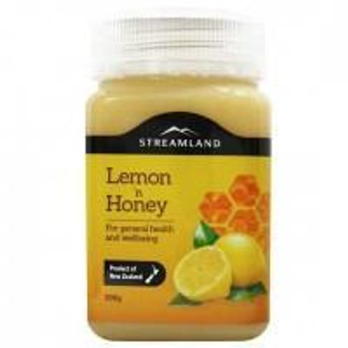 Streamland Lemon n Honey 500g