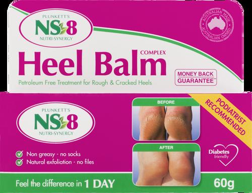 NS-8 Heel Balm Complex 60g
