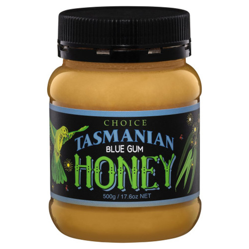 Tasmanian Blue Gum Honey 500g