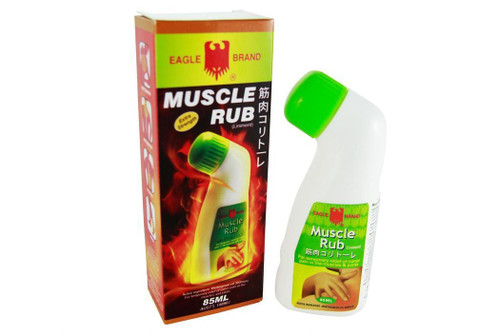 Eagle Brand Muscle Rub 85mL