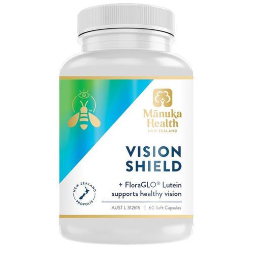 Manuka Health Vision Shield - 60 Softgel Capsules