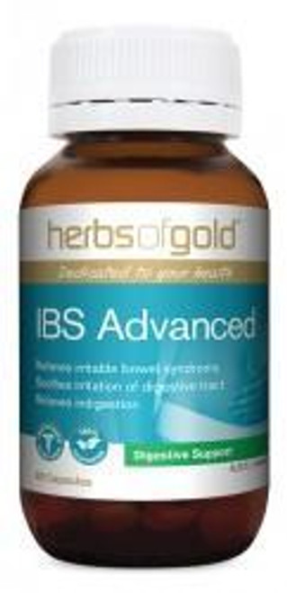 IBS Advanced-Herbs of Gold 60 capsules